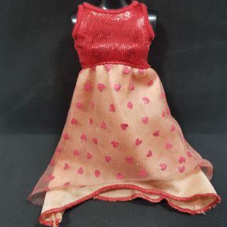Đầm búp bê barbie đã qua sử dụng