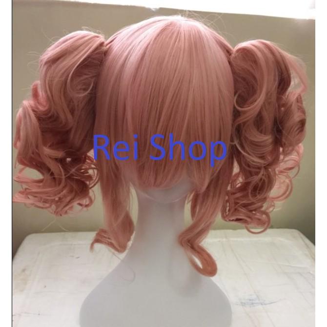 wig tóc giả cosplay lolita 2 búi hồng xoăn - 3026126 , 701218708 , 322_701218708 , 279000 , wig-toc-gia-cosplay-lolita-2-bui-hong-xoan-322_701218708 , shopee.vn , wig tóc giả cosplay lolita 2 búi hồng xoăn