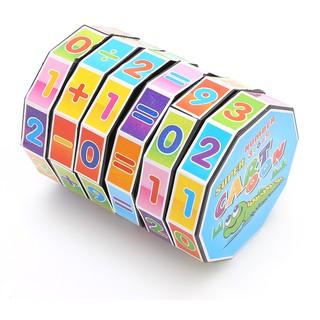 Rubic Tập Tính Cho Bé [rubic toán học]