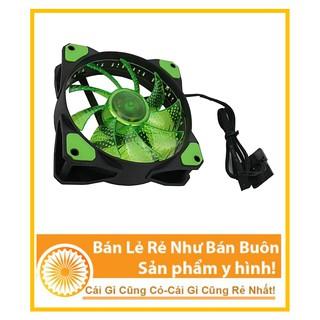 Quat Fan 12 cm led [Mã TECH1 Giảm 10K đơn 100K]