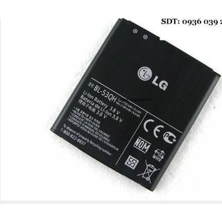 Pin LG LTE2 F160, VU2 F200, L9 P768 (BL-53QH) 2150mAh – Hàng Zin