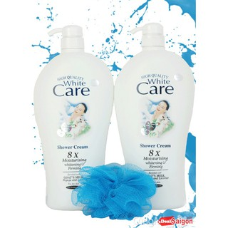Sữa tắm White Care 1200ml