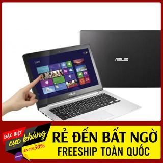 [500K] Laptop Asus S300C Core i3-3217U 1.8 GHz/ RAM 4GB/ SSD 128GB/ 13.3 inch [Siêu Rẻ]