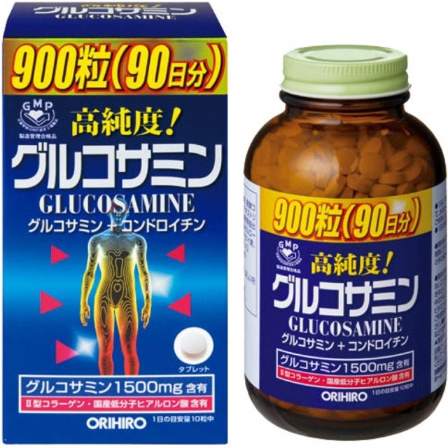 Viên uống bổ xương khớp Glucosamine Orihiro Nhật Bản - 3366851 , 731999494 , 322_731999494 , 540000 , Vien-uong-bo-xuong-khop-Glucosamine-Orihiro-Nhat-Ban-322_731999494 , shopee.vn , Viên uống bổ xương khớp Glucosamine Orihiro Nhật Bản