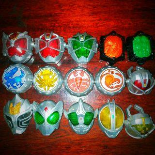 Vật Phẩm Beast & Wizard Ring – Kamen Rider Wizard