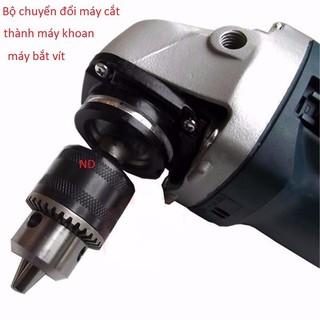 Đầu chuyển đổi máy cắt thành máy khoan măng ranh 1,5mm-10mm