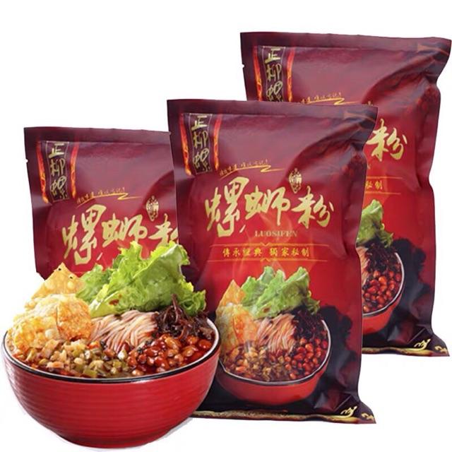 [Sẵn] Mỳ ốc cay đặc sản Liễu Châu Trung Quốc