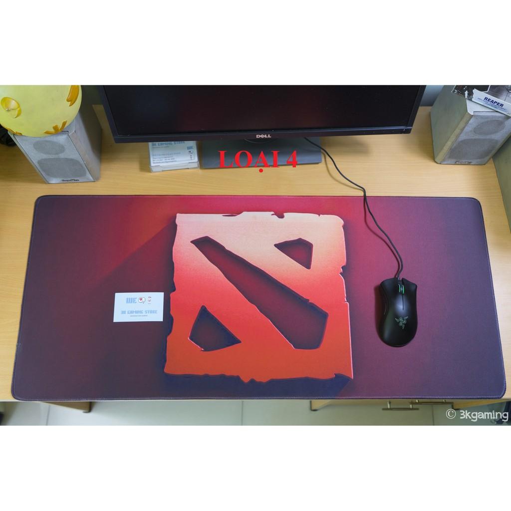 Pad - Lót Chuột Size 80x30,90x40 Gaming New