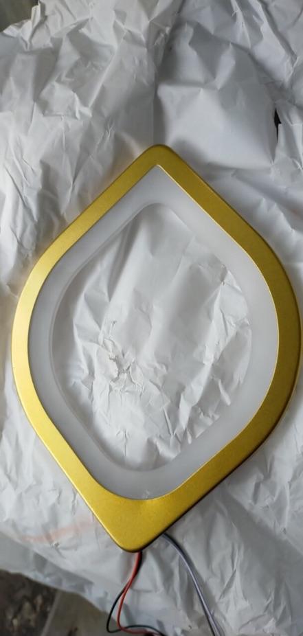 Đèn Led Ốp Trần Hiện Đại -6 Cánh Sen Sử Dụng Điều Khiển Chiết Áp