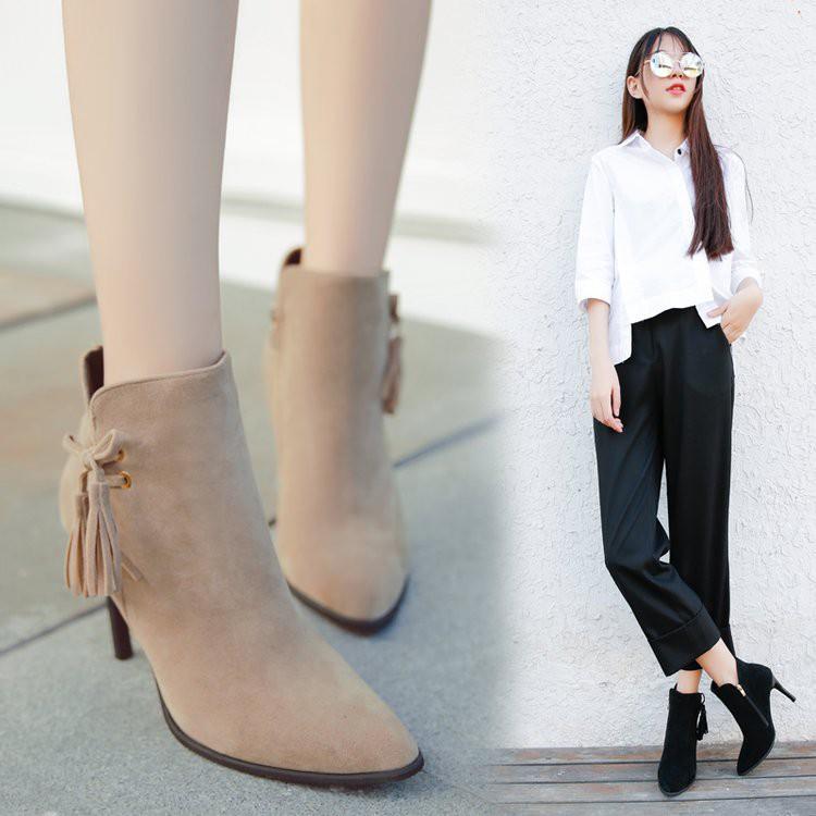 giày cao gót da lộn cho các quý cô hot nhất hiện nay - 3223756 , 788271854 , 322_788271854 , 310000 , giay-cao-got-da-lon-cho-cac-quy-co-hot-nhat-hien-nay-322_788271854 , shopee.vn , giày cao gót da lộn cho các quý cô hot nhất hiện nay