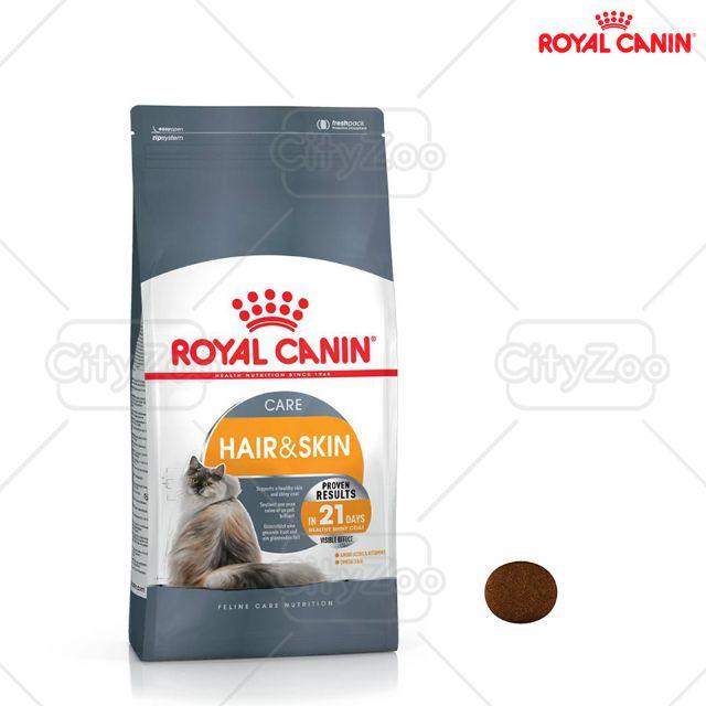 Thức ăn hạt Royal Canin Hair&Skin - mượt lông da khỏe