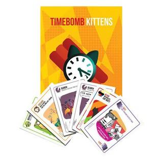 Thẻ bài Timebomb Kittens - Mèo Nổ Bản Mở Rộng 4 thumbnail