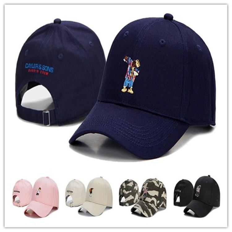 หมวกผ้าฝ้ายลายพรางหมวกลิงหมี