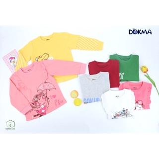 Áo dài tay mỏng Dokma