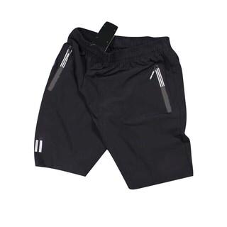 Quần đùi, sooc nam_ short thể thao nam- khóa chống nước (46-90kg mặc vừa)