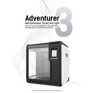 Máy in 3D không dây Adventurer 3 - Flashforge