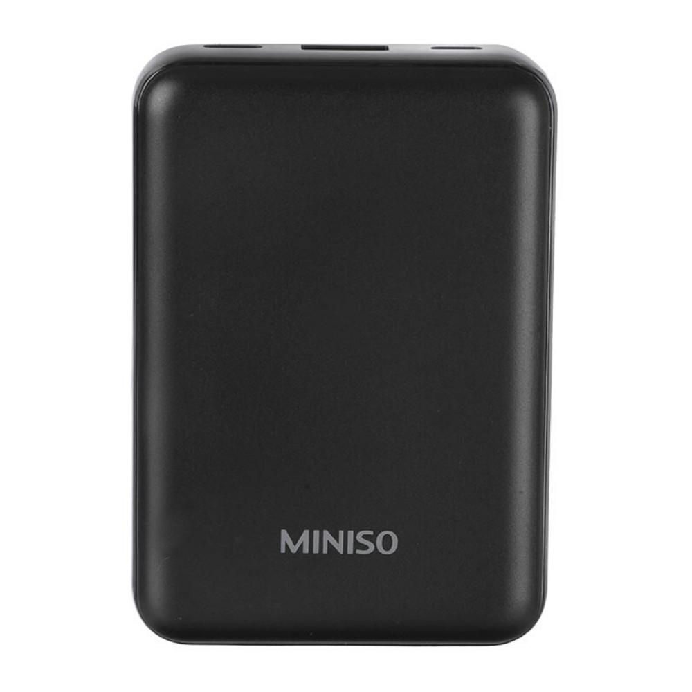 Sạc dự phòng nhỏ gọn Miniso 10000mAh (Nhiều màu) - Hàng chính hãng