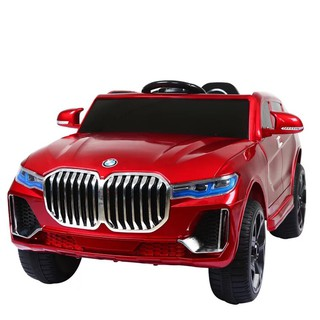 Ô tô xe điện đồ chơi 1 chỗ ngồi ắc quy 6V/7AH cho bé tự lái và có điều khiển từ xa BJQ-X7