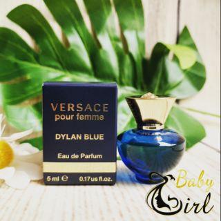 Nước hoa mini nữ chính hãng Versace Dylan Blue thumbnail