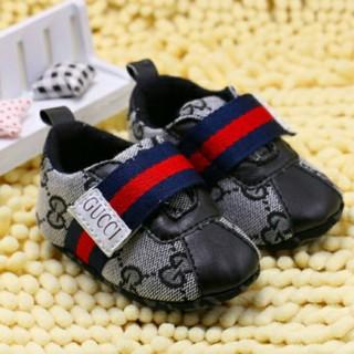 Giày Thể Thao Gucci Thiết Kế Thoáng Khí Thời Trang Cho Trẻ Em