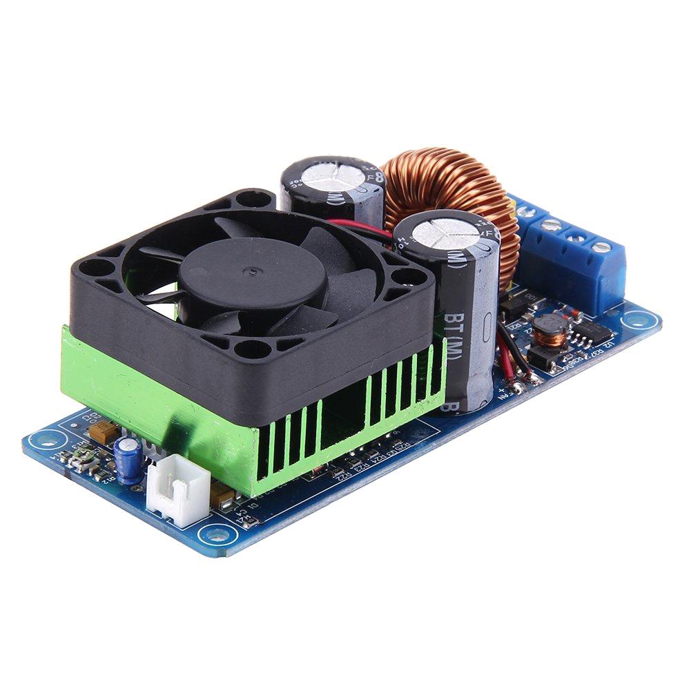 Mono Channel HIFI IRS2092S 500W High Power Class D Digital Amplifier Board