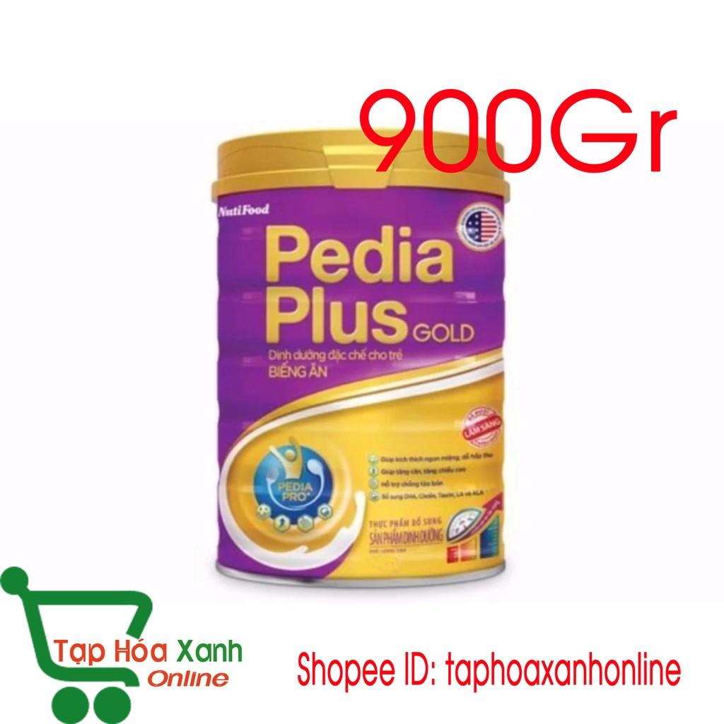 Sữa bột Nutifood Pedia Plus Gold 900G