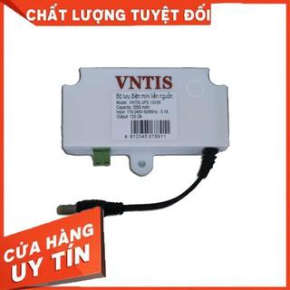 Bộ lưu điện mini kèm nguồn 12v ( UPS 12v cho camera, bộ phát wifi , bảo hành 12 tháng)