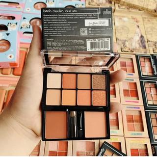 Set Phấn Mắt & Má Hồng Eyeshadow And Blush Od1022 thumbnail