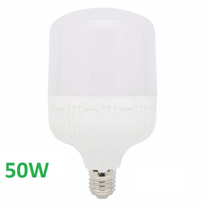 Bóng Đèn LED bulb 50W TOWO E27 công suất lớn Ánh sáng trắng