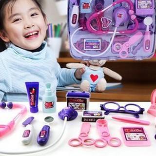 Đồ chơi trẻ em đồ chơi thông minh Bộ đồ chơi bác sĩ 7735B