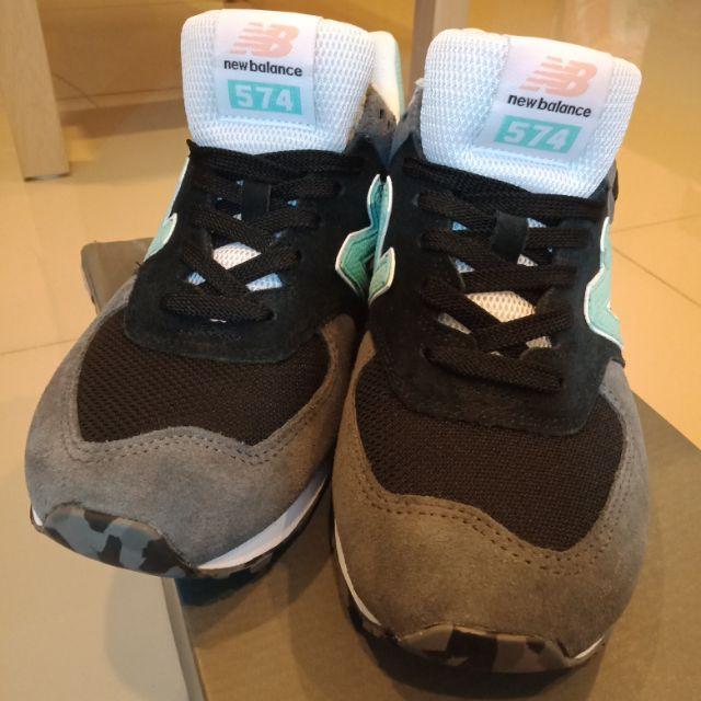 รองเท้า New balance มือ2 สภาพดีมาก เริ่ดมาก ใส่ครั้งเดียว