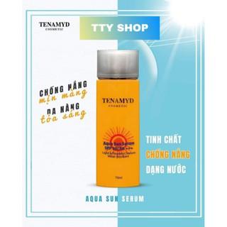 Huyết Thanh Chống Nắng Tenamyd SPF 50 PA+++ Aqua Sun Serum SPF 50 PA thumbnail