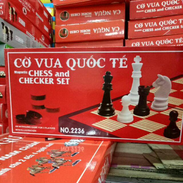 Bàn cờ vua quốc tế