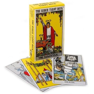 Bộ Bài Tarot Rider Waite/Smith Waite super