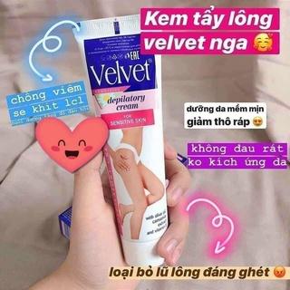 Kem tẩy lông Velvet Nga thumbnail