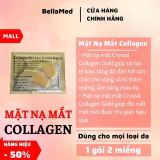 mặt nạ mắt collagen vàng ( 1 gói 2 miếng ) - giảm thâm vùng mắt thumbnail