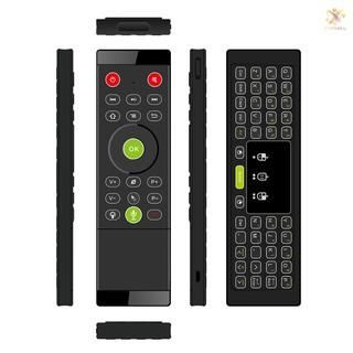 Bộ Bàn Phím Cảm Ứng Tz16 2.4ghz 6 Trục Cho Android Tv Box Smart Tv Pc Laptop