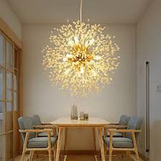 Đèn thả bồ công anh cho phòng khách, bàn ăn THCN20A ( Tặng kèm bóng led)