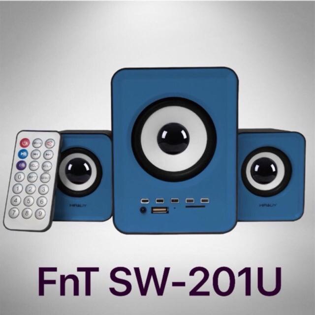 LOA VI TÍNH 2.1 FNT SW 201U có remote có bluetooth - 2774936 , 981003424 , 322_981003424 , 189000 , LOA-VI-TINH-2.1-FNT-SW-201U-co-remote-co-bluetooth-322_981003424 , shopee.vn , LOA VI TÍNH 2.1 FNT SW 201U có remote có bluetooth