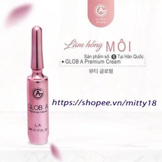 Kem làm hồng môi Glob A LA Premium Cream Hàn Quốc