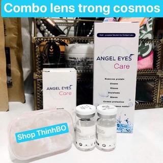 lens trong cosmos - ngâm - nhỏ - Combo thumbnail