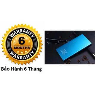 Sạc dự phòng 9800mAH vỏ kim loại cao cấp tặng kèm cáp micro usb thumbnail