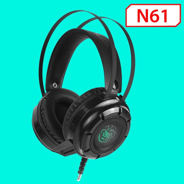 Headphone EXAVP Cao Cấp Gaming + DJ N61 LED FullBox