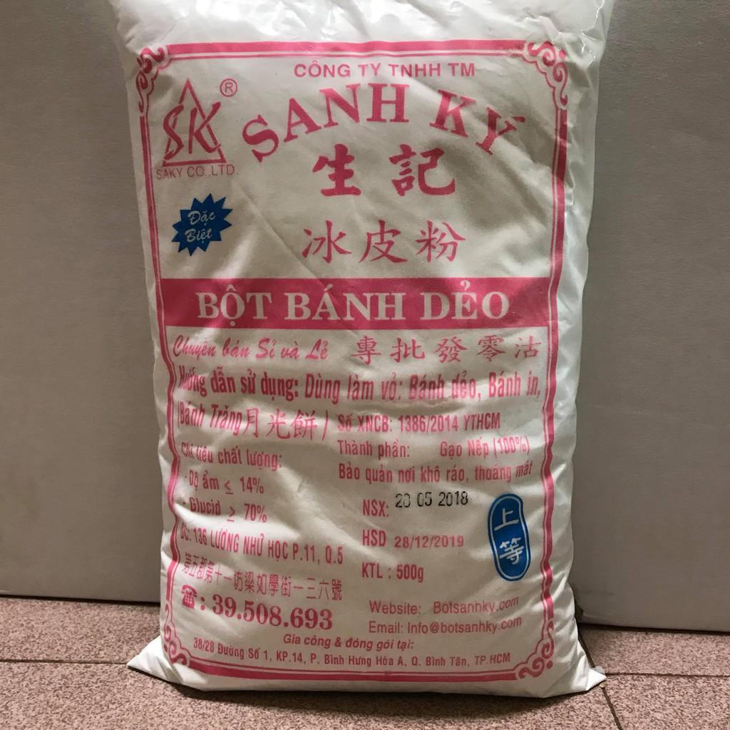 Bột bánh dẻo sanh ký gói 500g - 9981261 , 1334627959 , 322_1334627959 , 30000 , Bot-banh-deo-sanh-ky-goi-500g-322_1334627959 , shopee.vn , Bột bánh dẻo sanh ký gói 500g