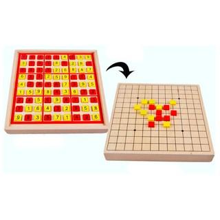 Bộ trò chơi Sudoku và cờ Caro 2 in 1 – Trò chơi thông minh tuệ