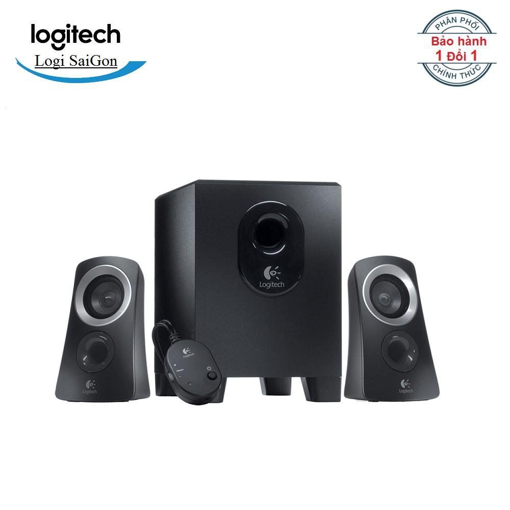 Loa máy tính Logitech Z313 2.1 – Loa 2.1 công suất lớn