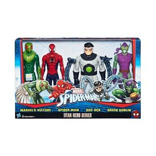 Bộ sưu tập siêu anh hùng Marvel Titan Hero Series Spider Man