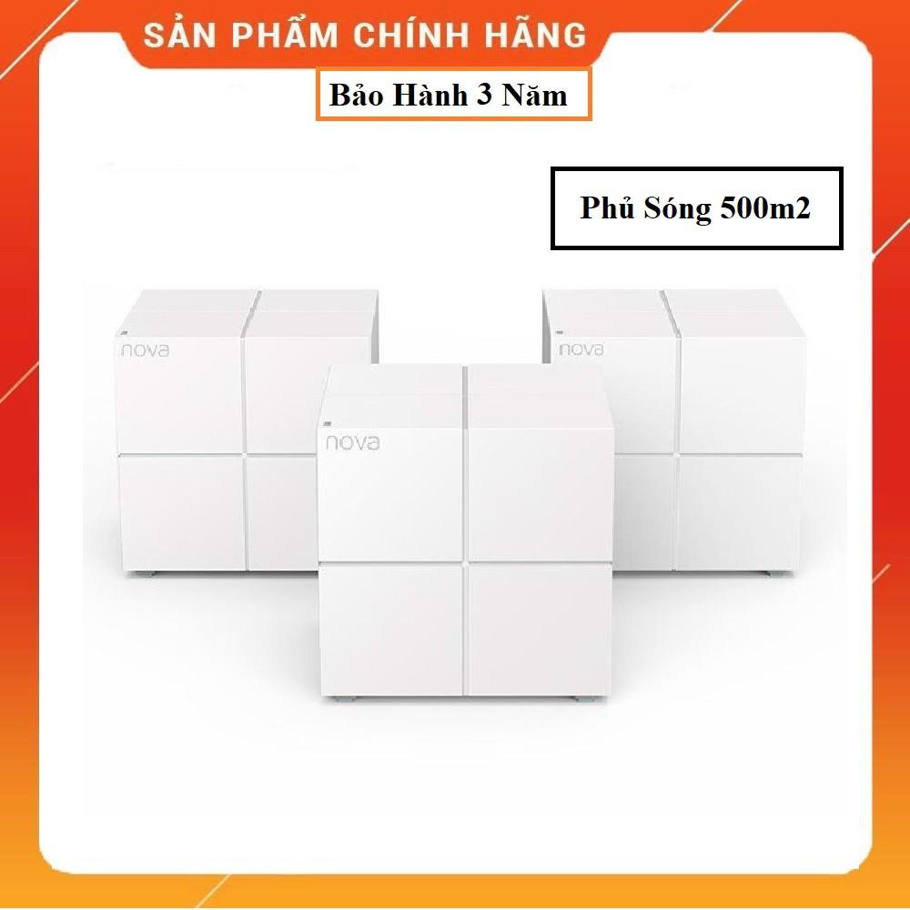 Bộ Phát Wifi Mesh Siêu Mạnh Chuẩn AC1200 Tenda MW6 - Hàng Chính Hãng