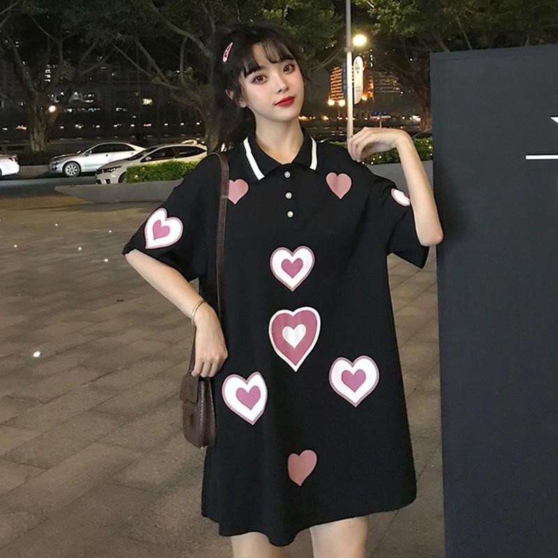 áo thun nữ ngắn tay có cổ thời trang hàn quốc - 22704313 , 3902537440 , 322_3902537440 , 331200 , ao-thun-nu-ngan-tay-co-co-thoi-trang-han-quoc-322_3902537440 , shopee.vn , áo thun nữ ngắn tay có cổ thời trang hàn quốc