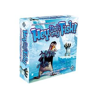 Hey, That's My Fish! – Board Game – Trò chơi dùng bàn